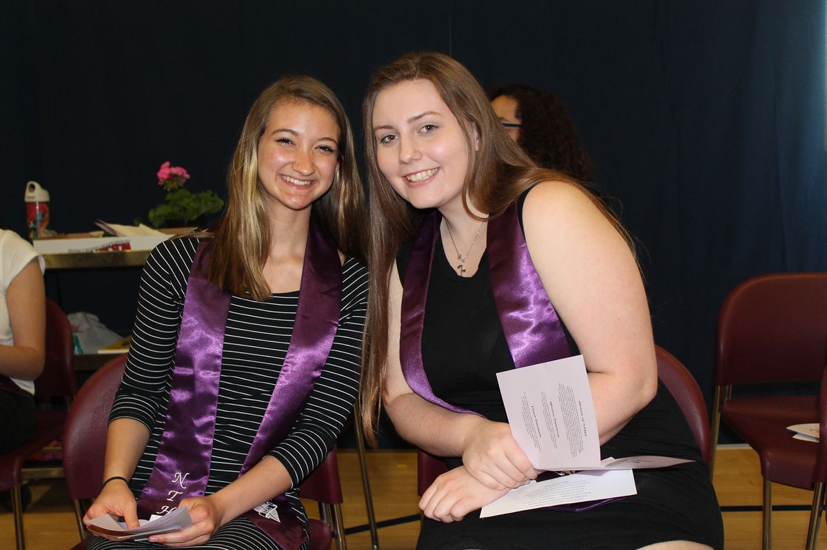 Ulster BOCES Students Inducted into National Technical Honor Society