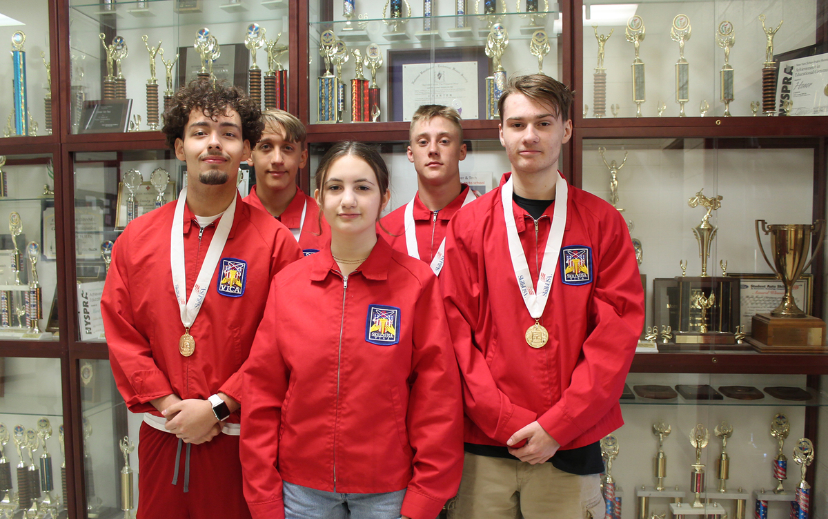 Ulster BOCES Students Show Off Skills at State Competition
