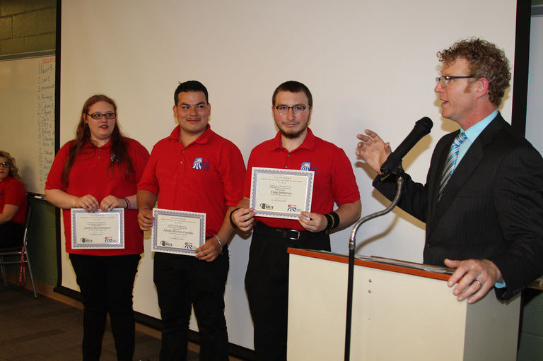 Pathways Academy Students Reflect on Past Year
