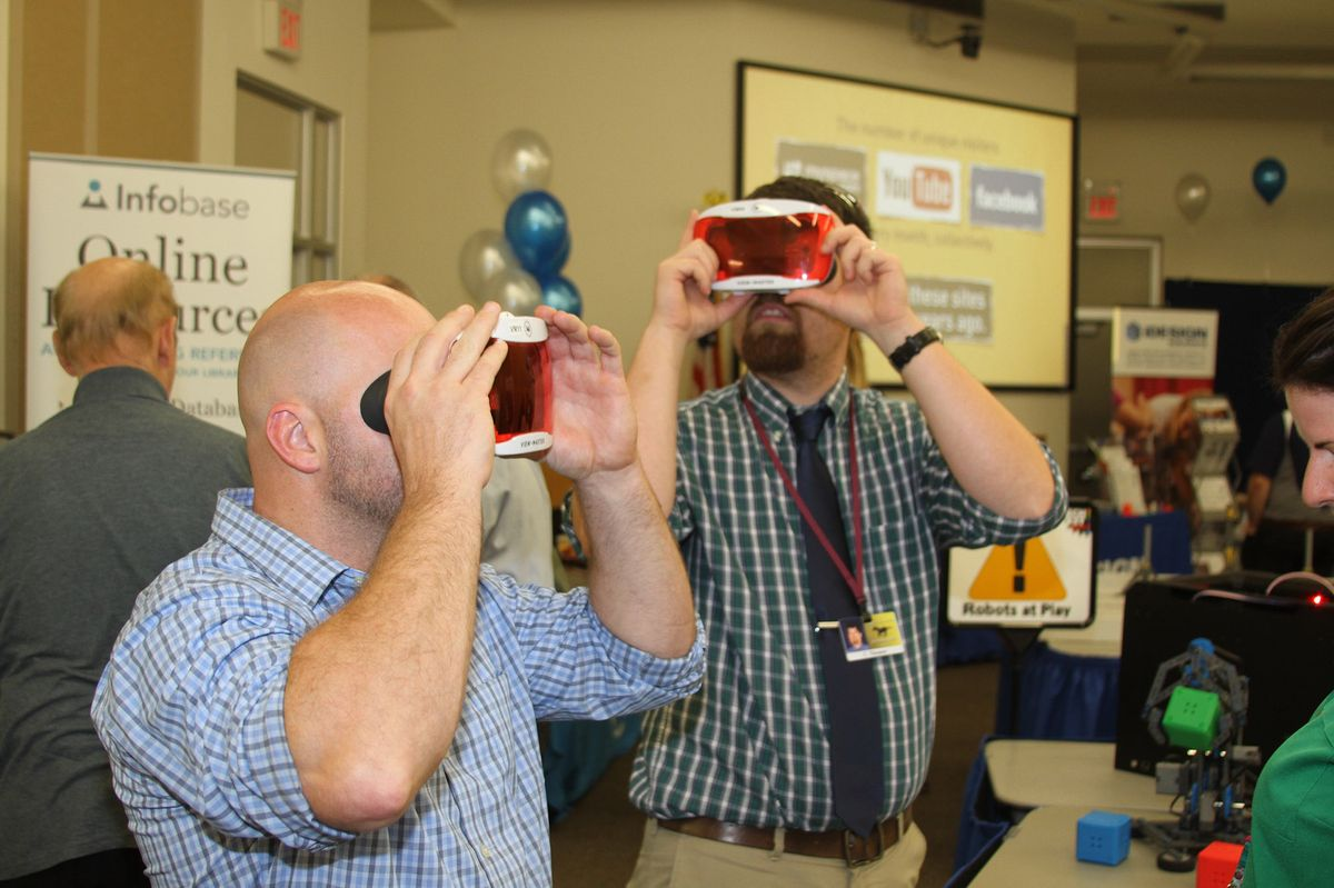 Latest Technology on Display at Ulster BOCES Event