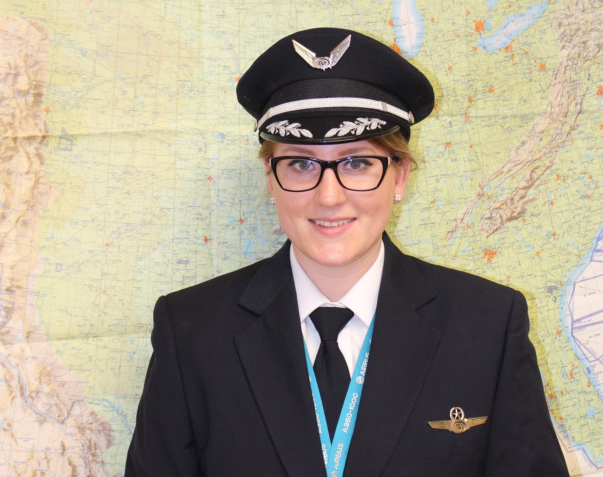Ulster BOCES Grad Lands Dream Job as Airline Captain