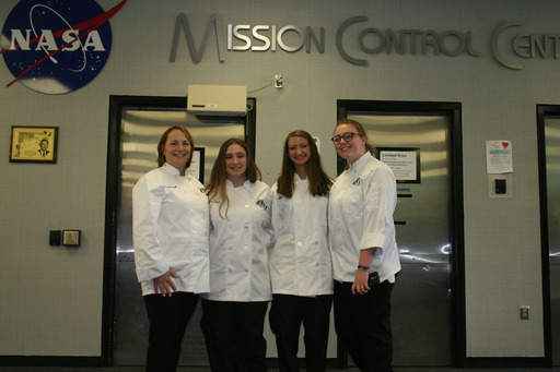 Dessert Created by Culinary Students Arrives in Space