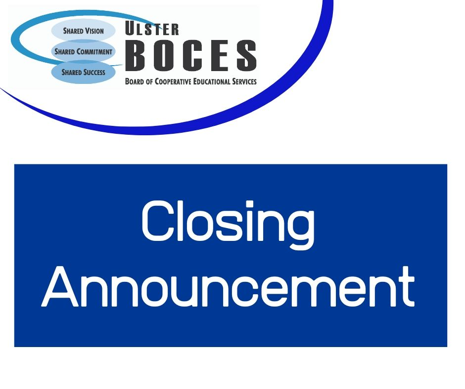 Closing Announcement