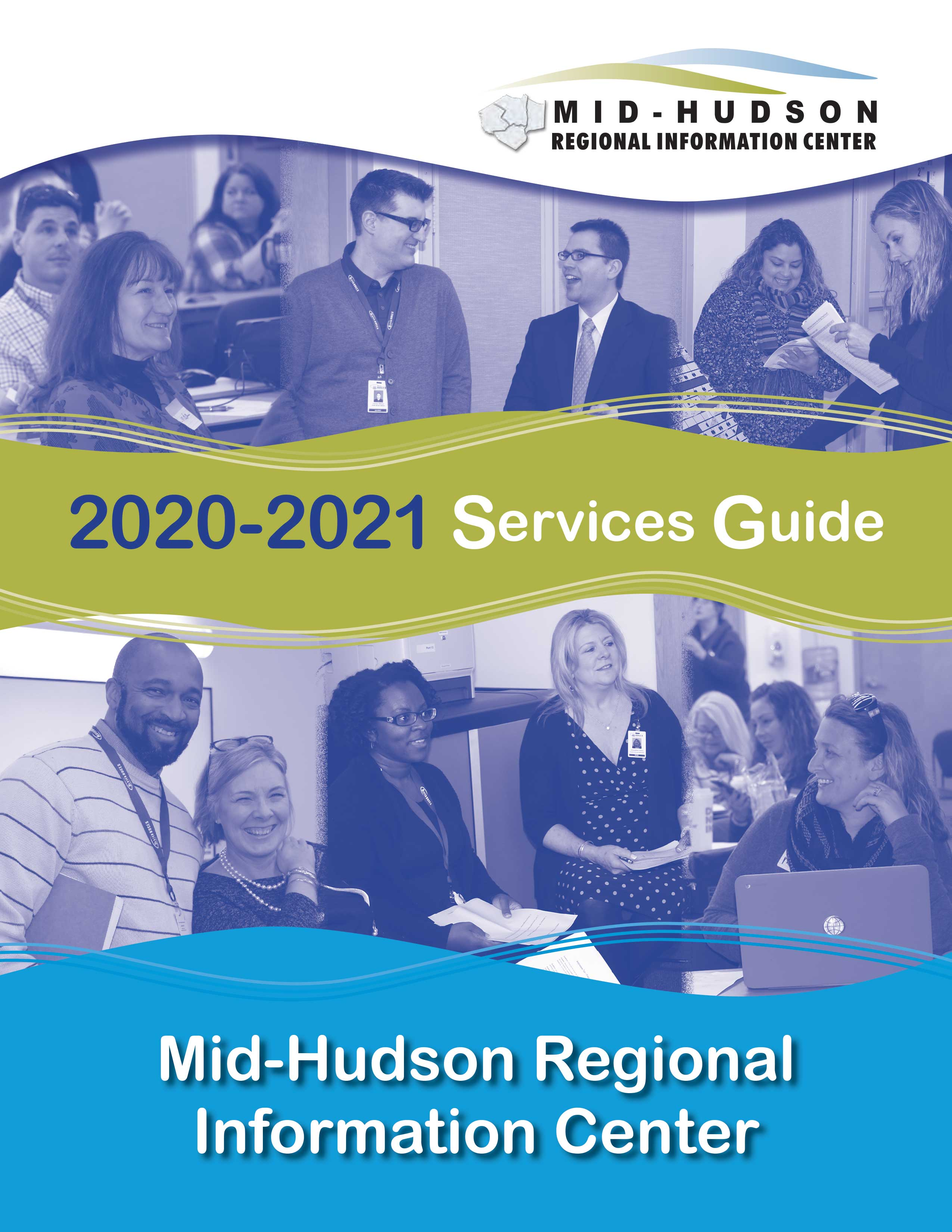 MHRIC Services Guide Cover