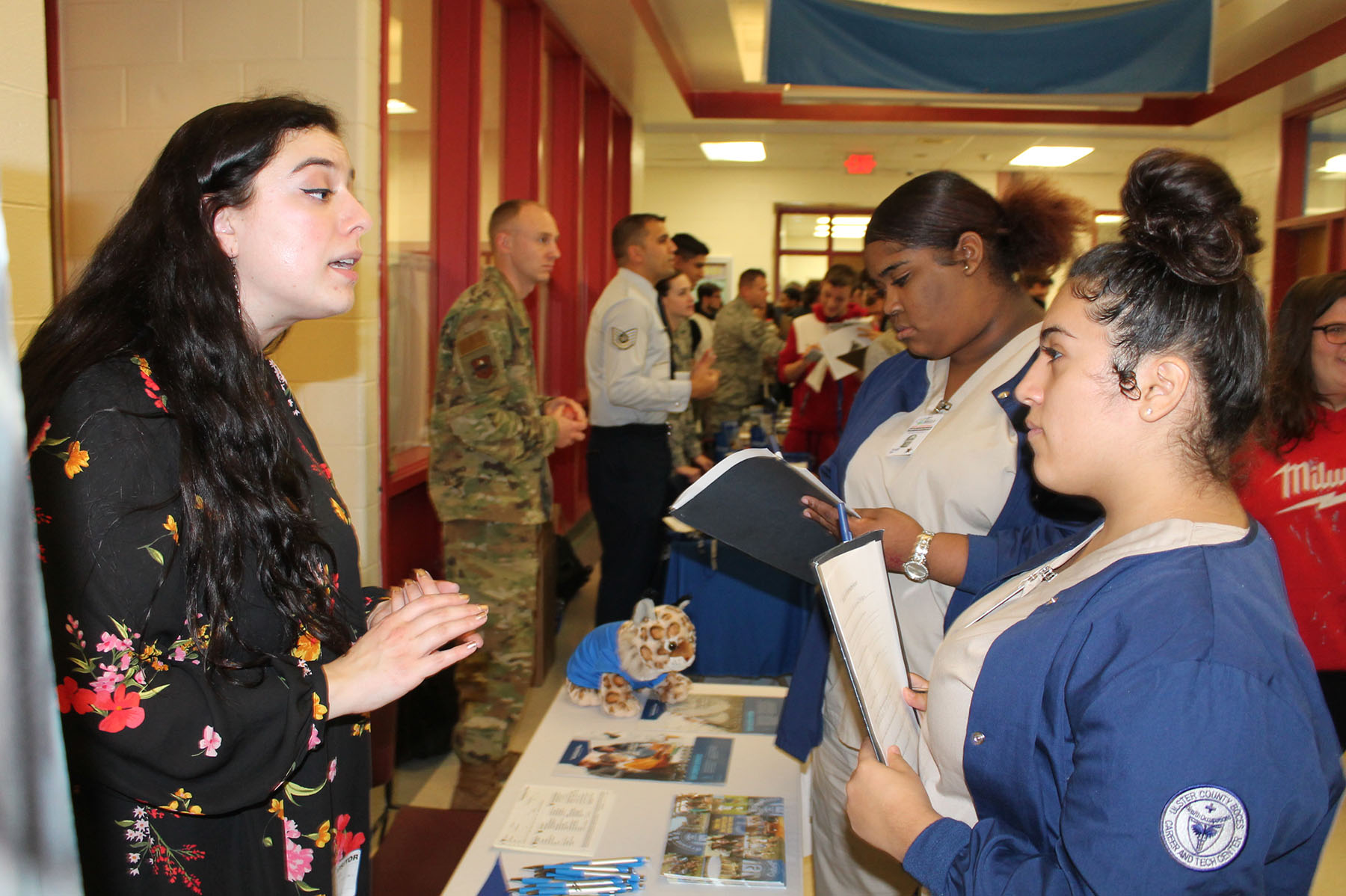 Ulster BOCES Hosts Annual College Day