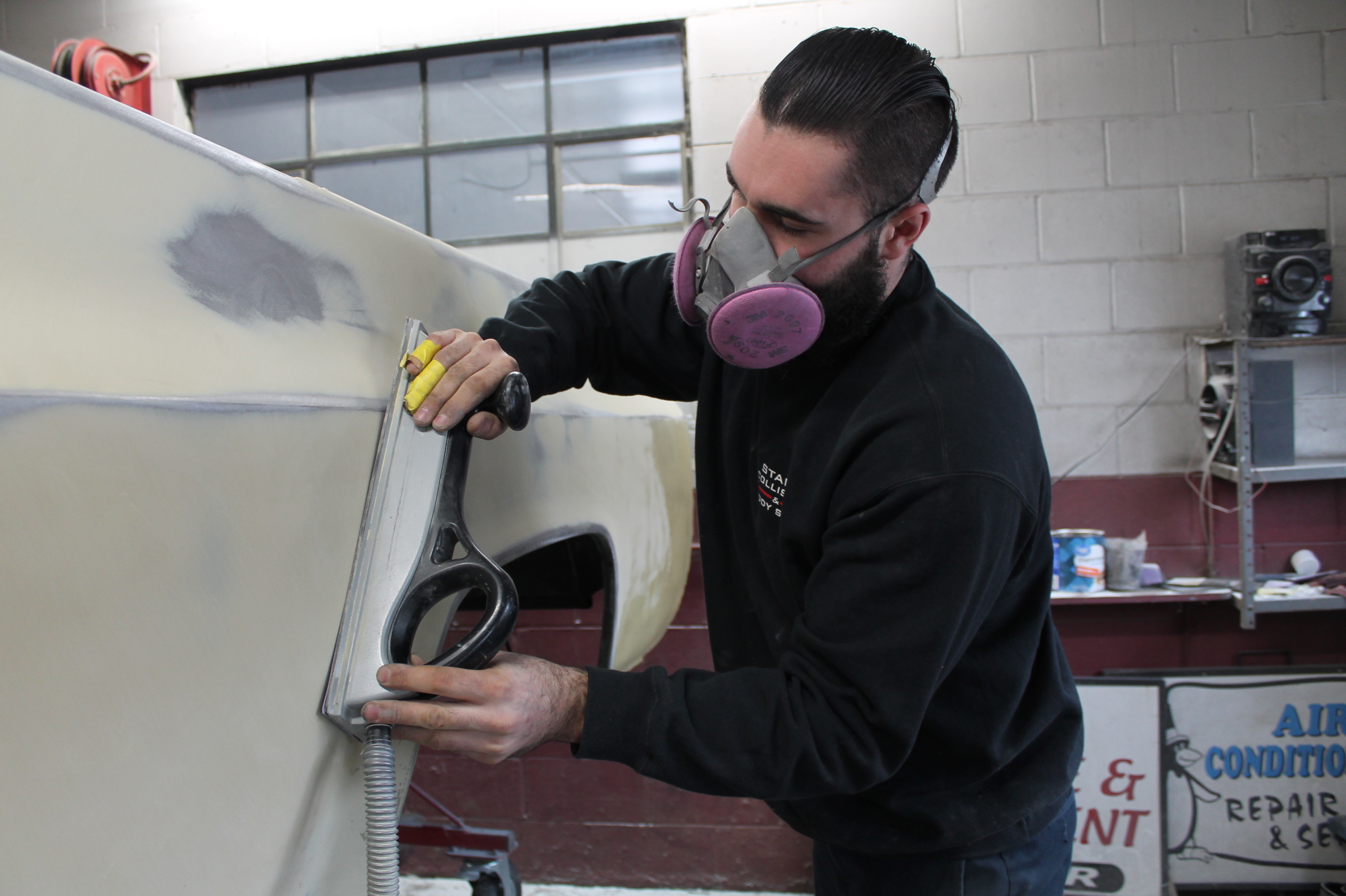Ulster BOCES Grad Finds Success as Collision Repair Specialist