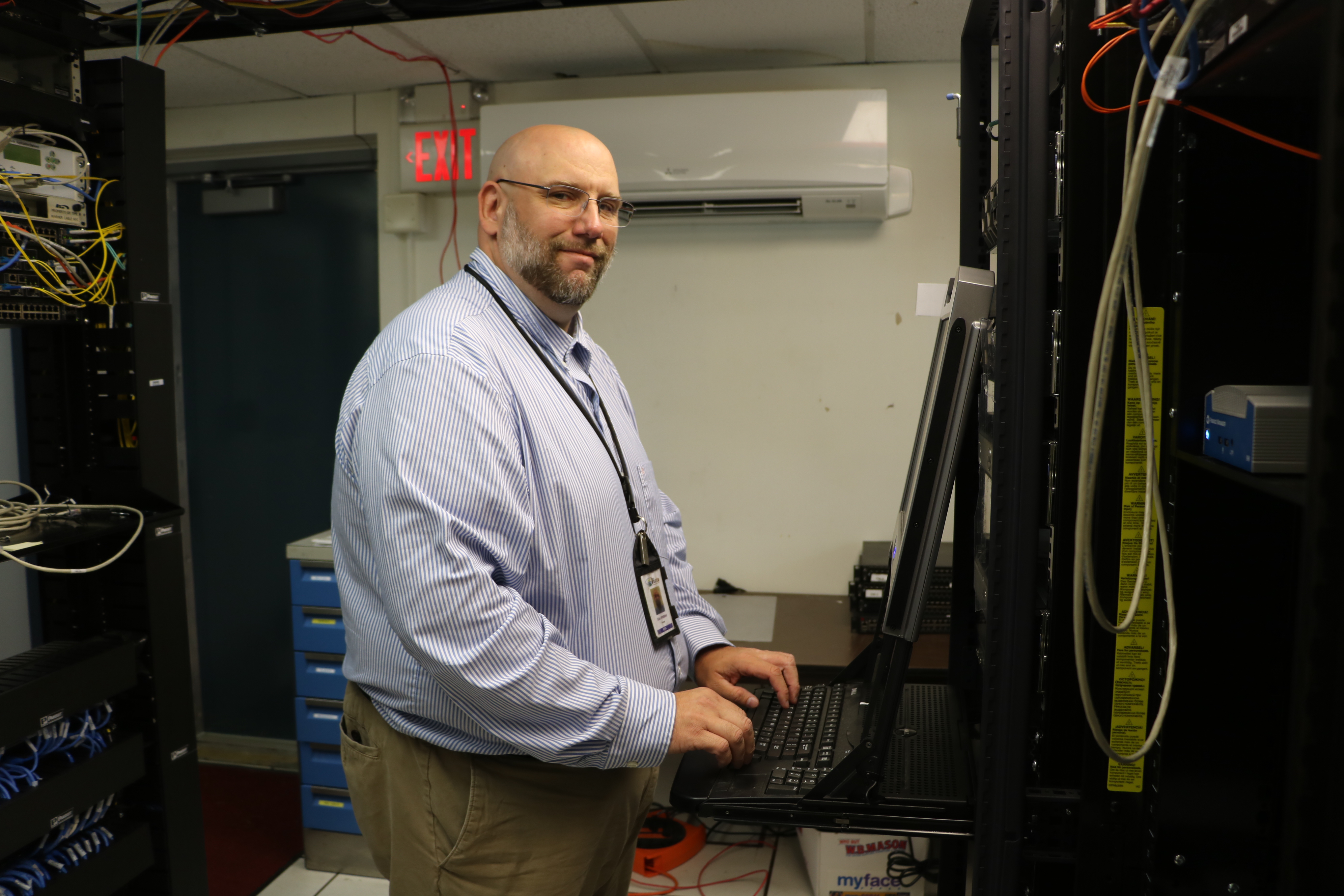 Ulster Boces Alternative School grad finds his path to success in technology.