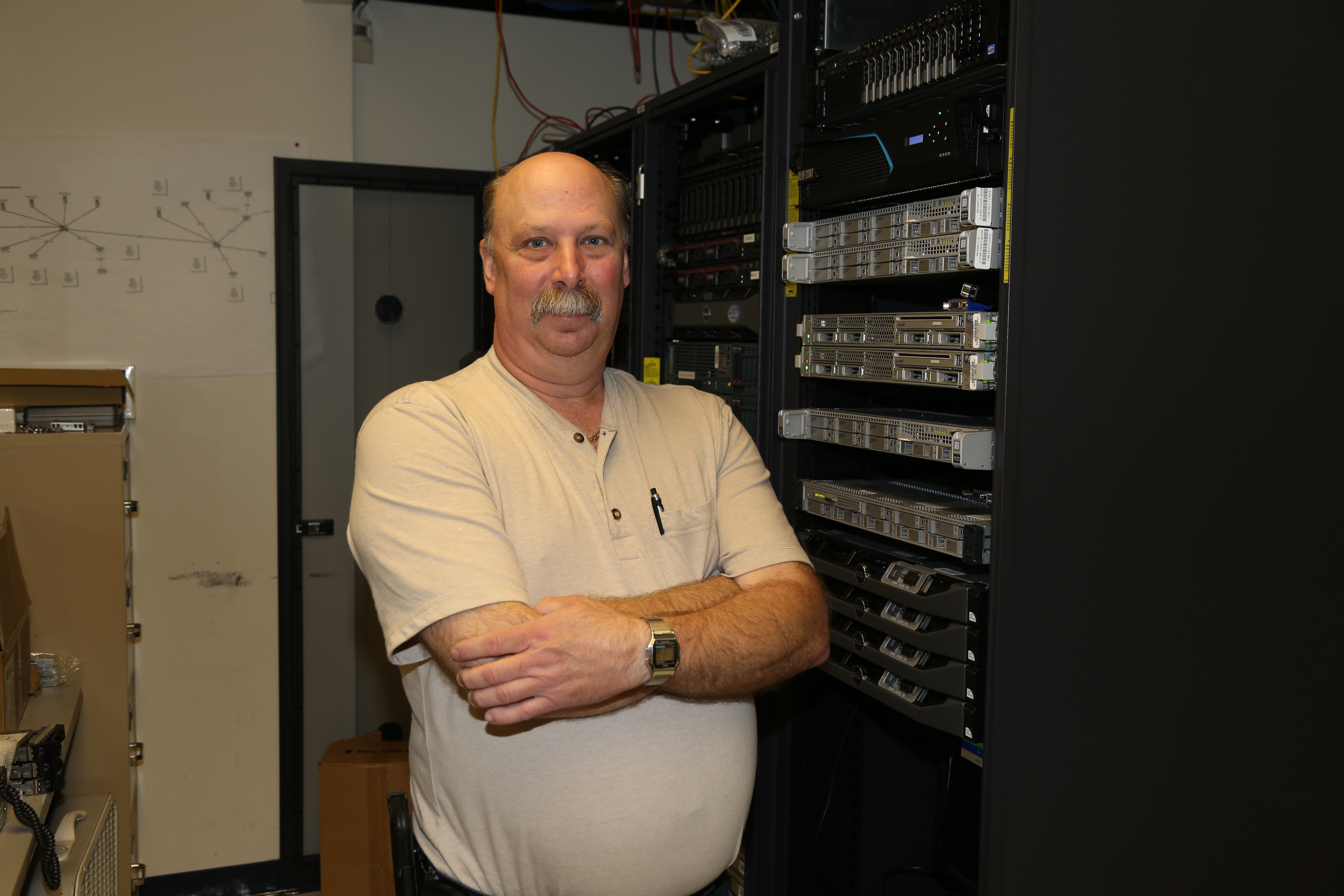 Ulster BOCES Reveals the 'Man Behind the Curtain'