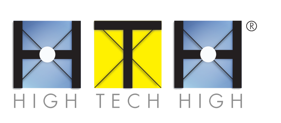 HTH High Tech High logo